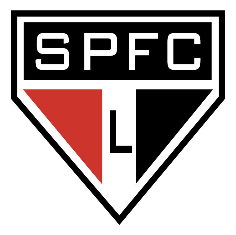 Sao Paulo Futebol Clube de Londrina PR vector