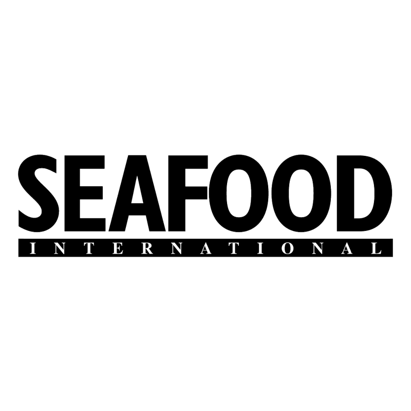 Seafood International vector