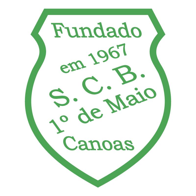 Sociedade Cultural e beneficente 1 de Maio de Canoas RS vector