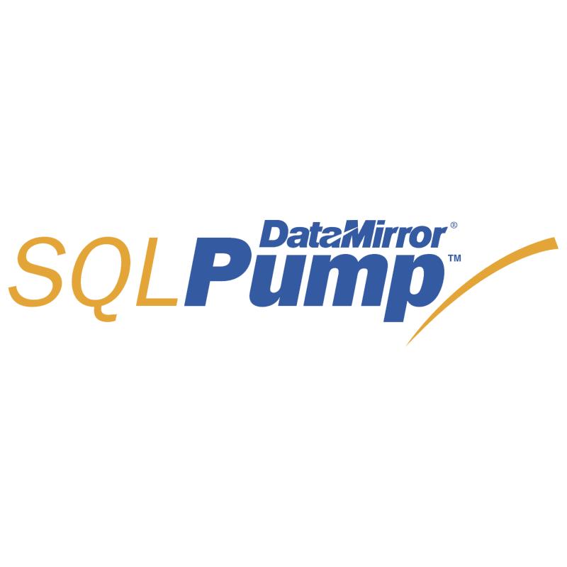 SQL Pump vector