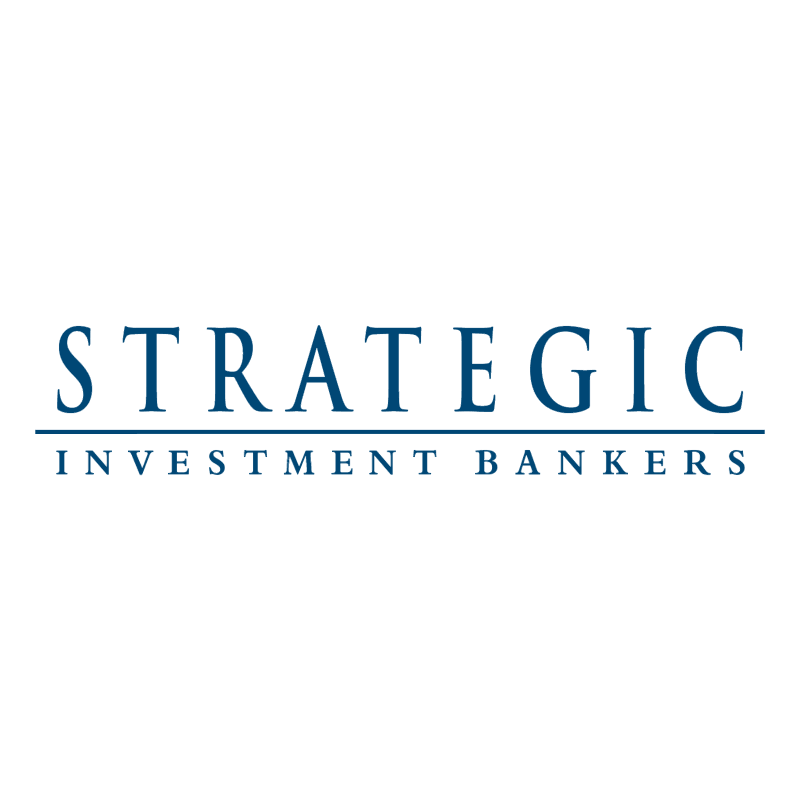 Strategic Investment Bankers vector