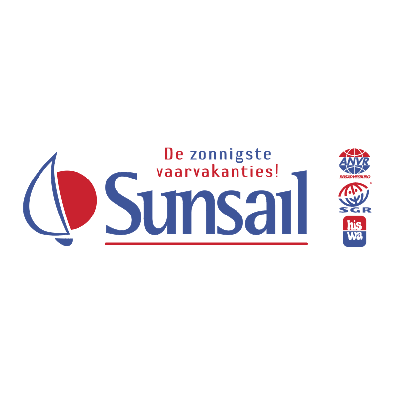 Sunsail vector