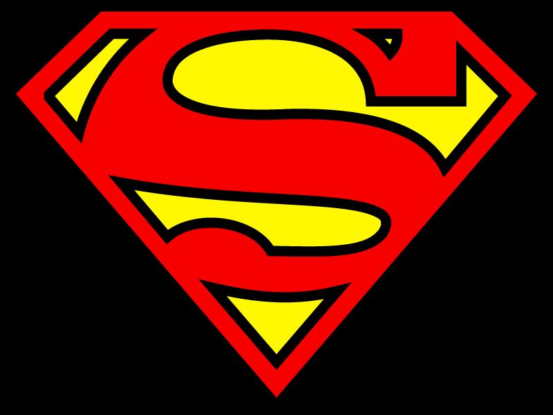 Superman vector logo