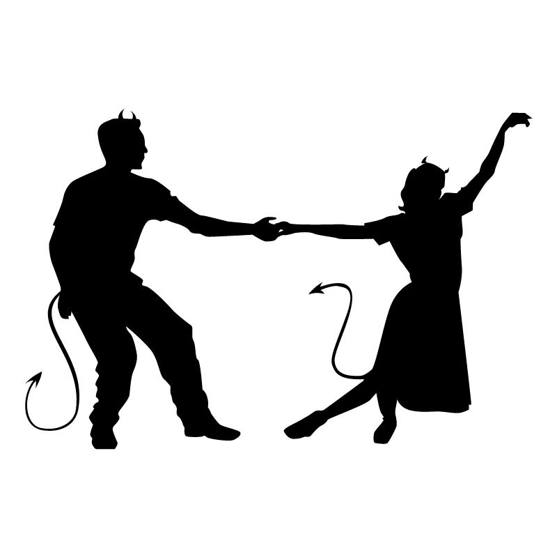 Swing Devils vector logo