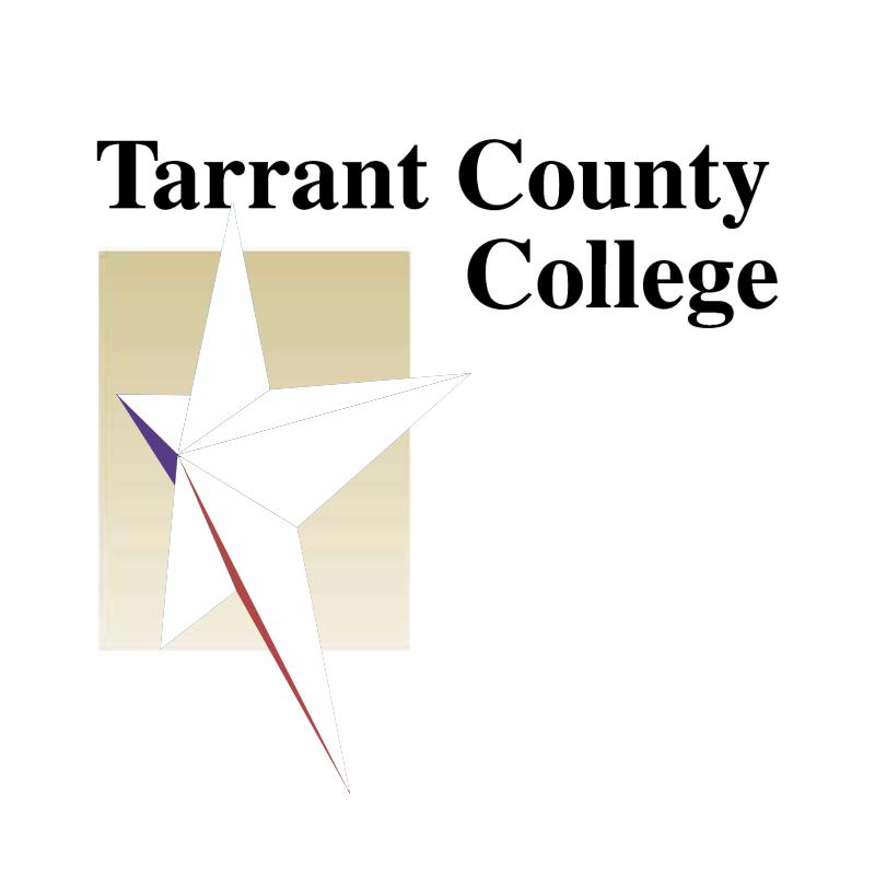 Tarrant County College vector