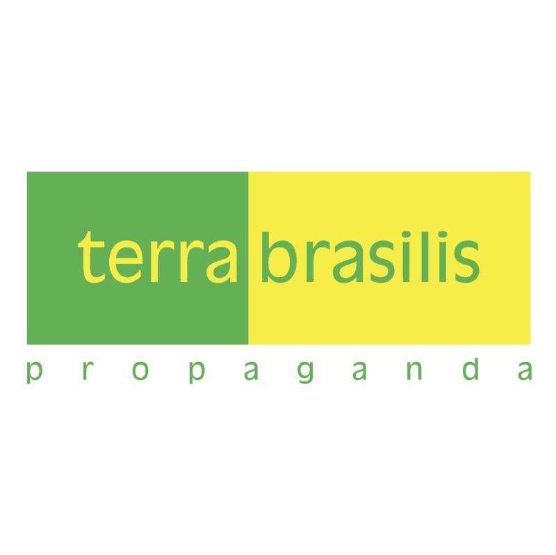 terrabrasilis propaganda vector