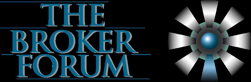 The Broker Forum vector logo