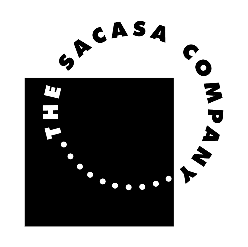 The Sacasa Company vector logo