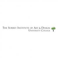 The Surrey Institute of Art & Design vector
