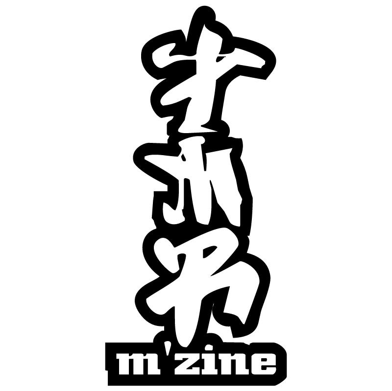 TMR M'ZINE vector