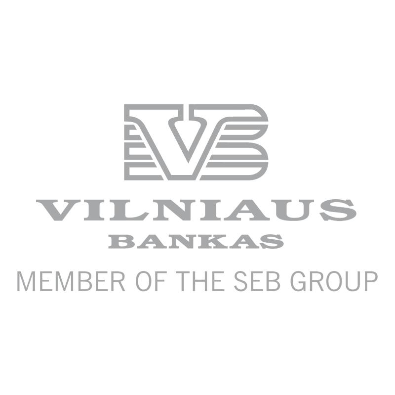 Vilniaus Bankas vector