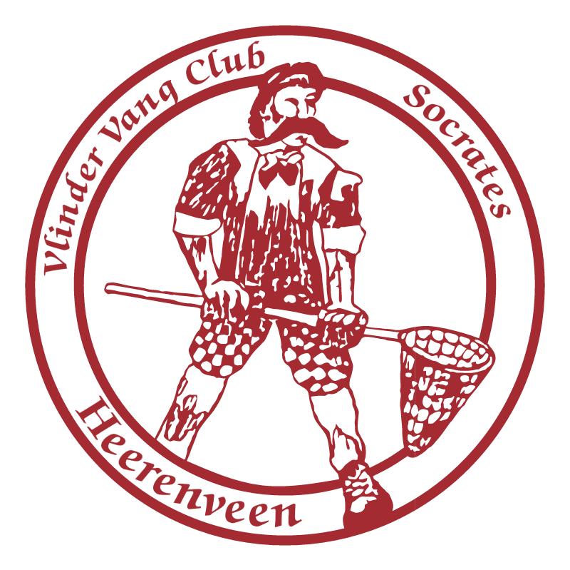 Vlinder Vang Club Socrates vector