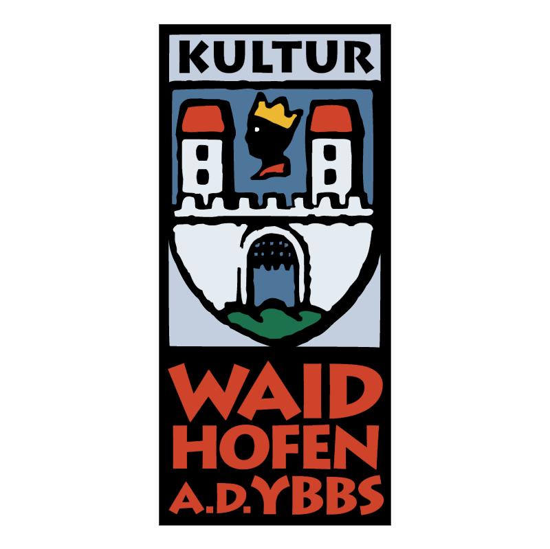 Waidhofen Kultur vector