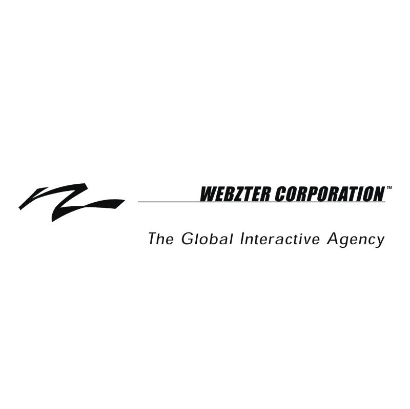 Webzter vector logo