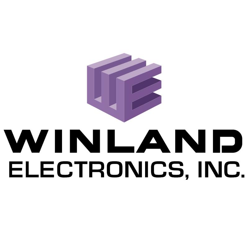 Winland Electronics vector