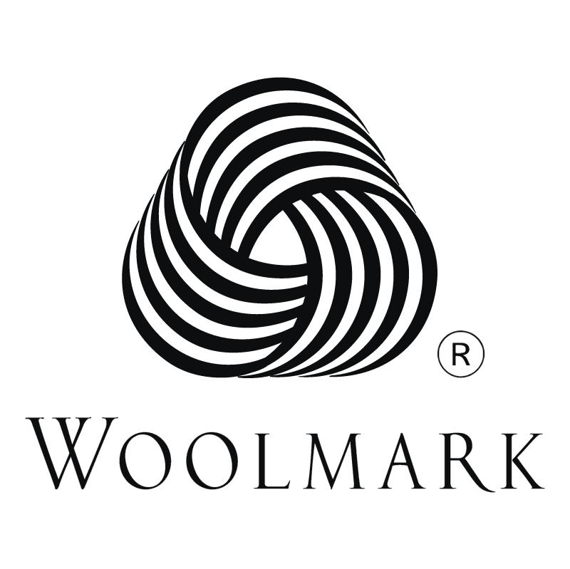 Woolmark vector
