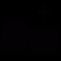 Headstones vector
