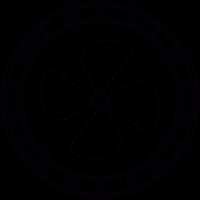 Ventilation symbol vector