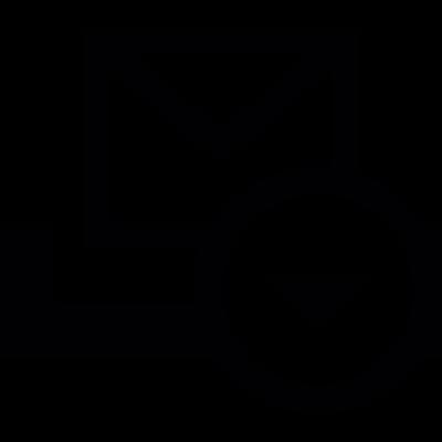 Mail Inbox vector logo