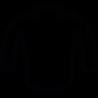 Thermal shirt vector