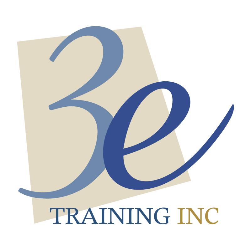 3E Training Inc vector
