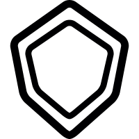 Computer Shield vector