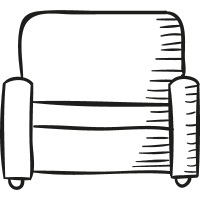 Big Chair vector