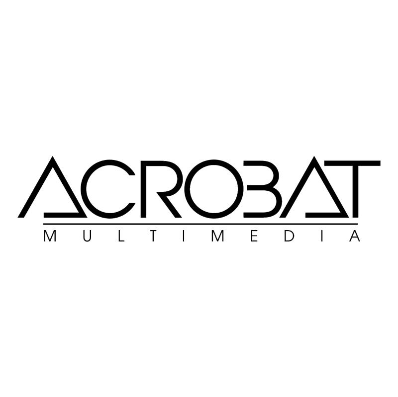 Acrobat vector