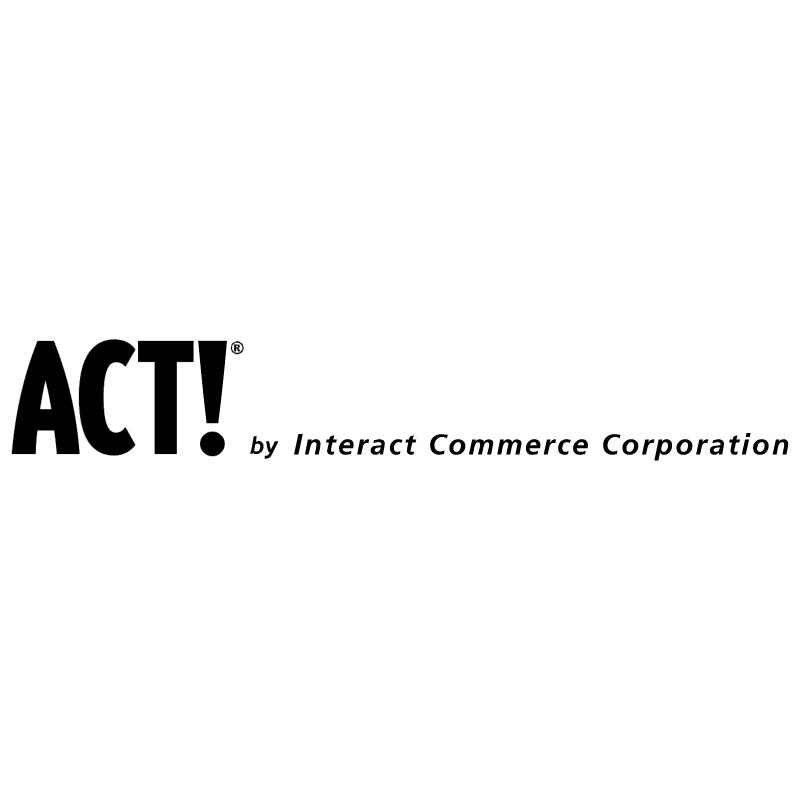 ACT! 26407 vector logo