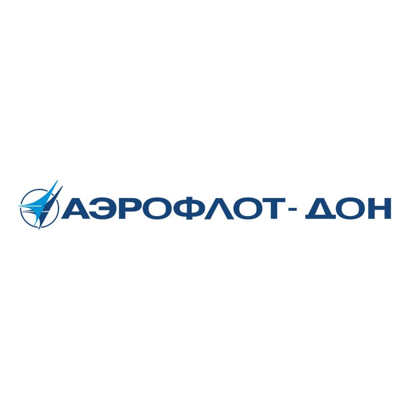 Aeroflot Don 87933 vector