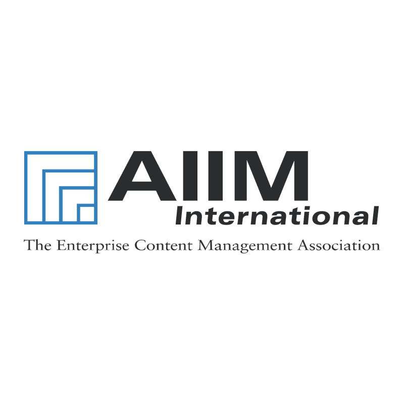 AIIM International vector