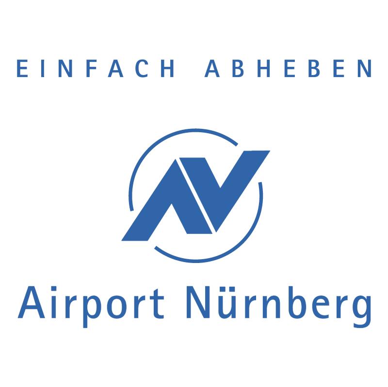Airport Nurnberg vector