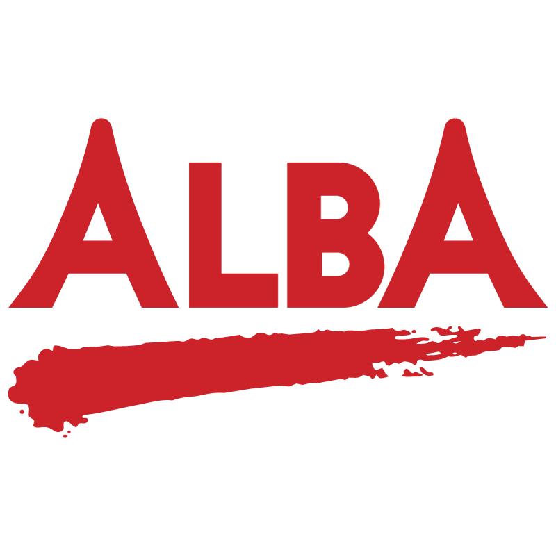 Alba vector