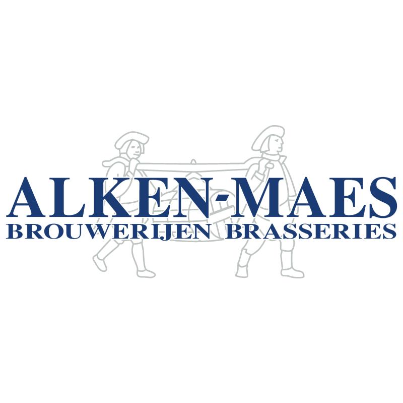 Alken Maes 33586 vector logo