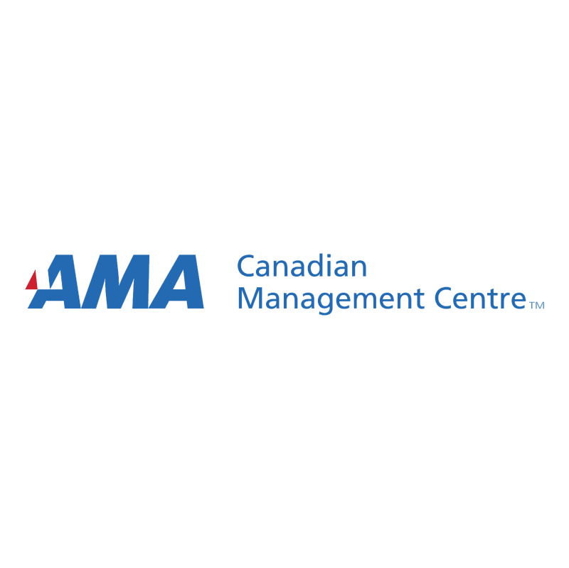 AMA Canadian Management Centre vector logo