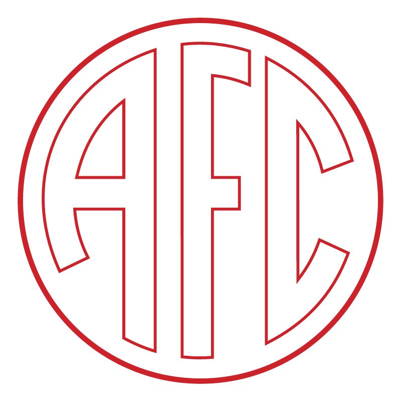 America Futebol Clube de Manhuacu MG vector