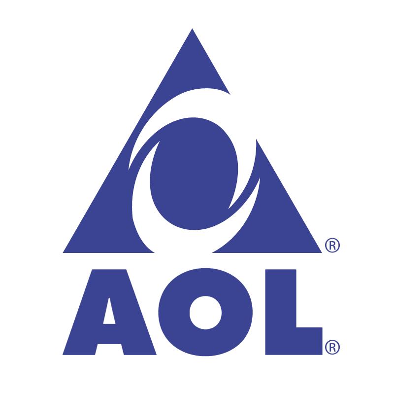 AOL international vector logo