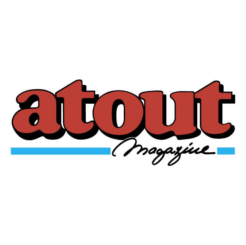 Atout Magazine vector