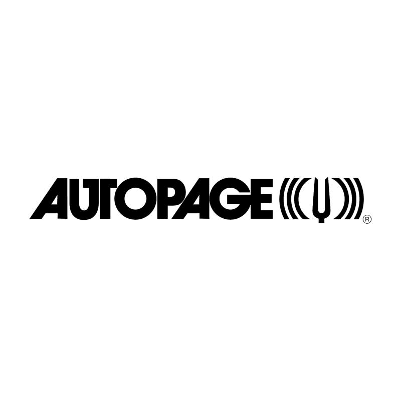 Autopage 56127 vector
