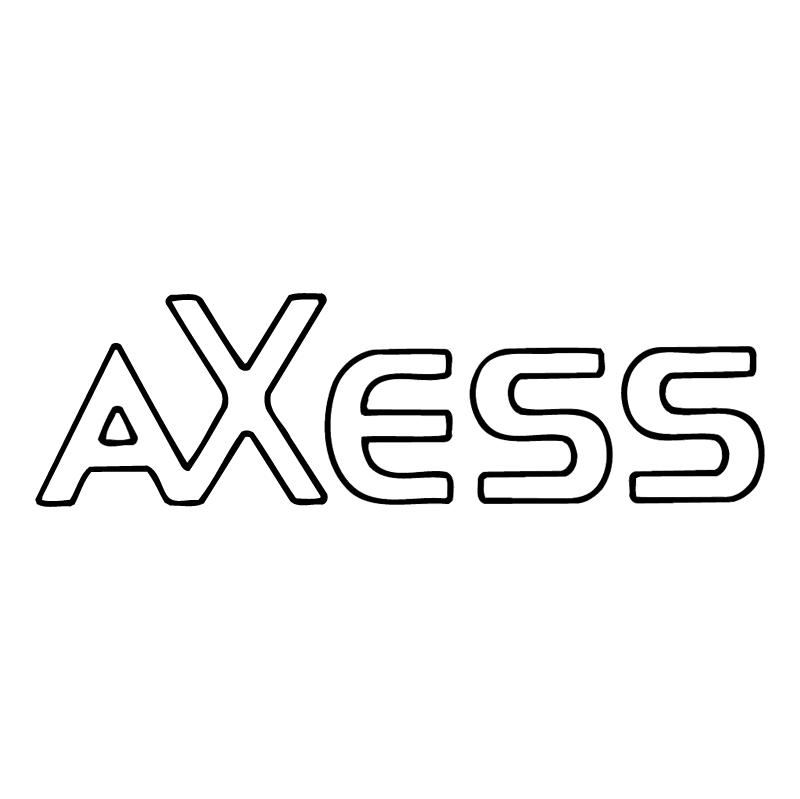 Axess International Network vector
