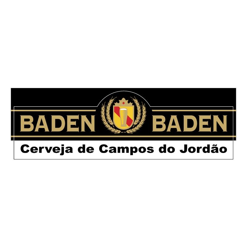 Baden Baden Cervejaria vector