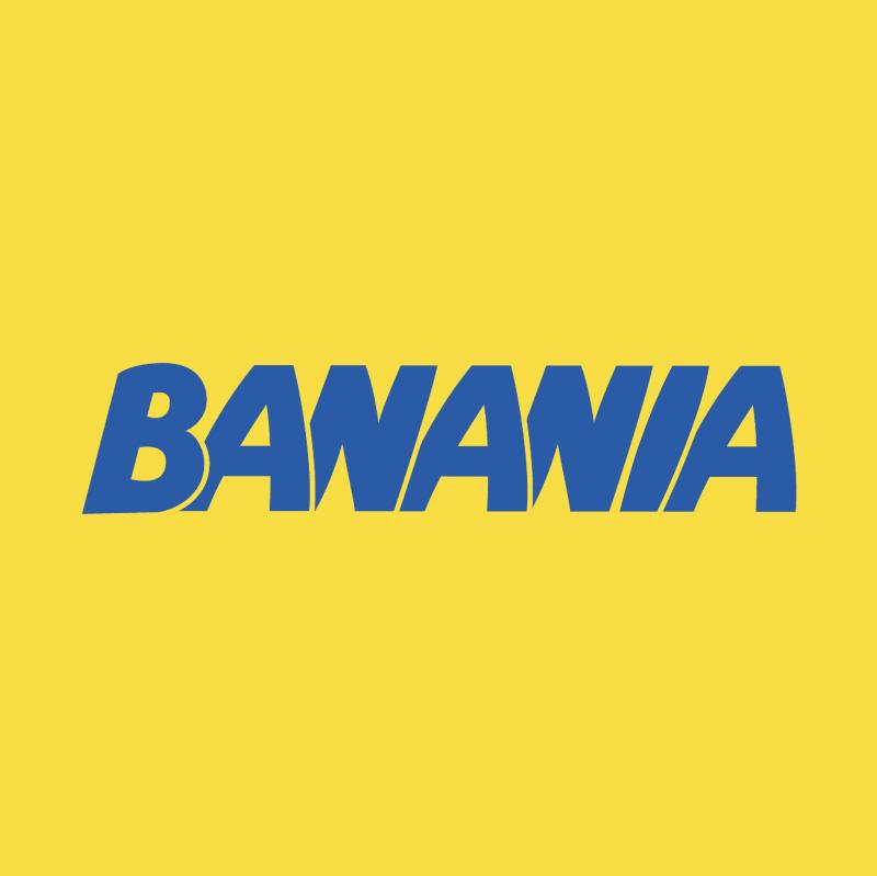Banania 64841 vector