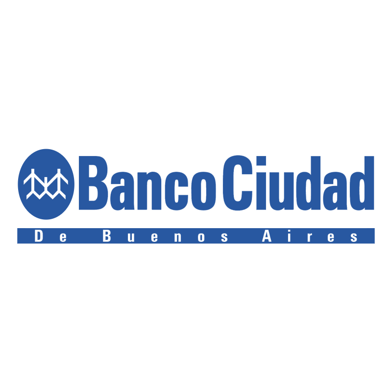 Banco Ciudad de Buenos Aires vector