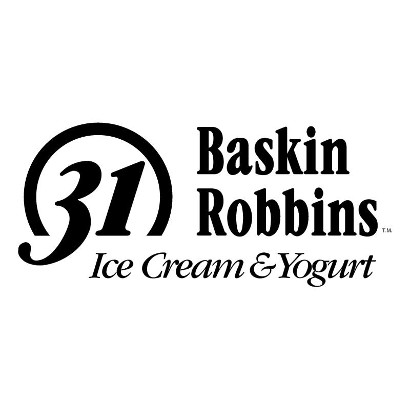 Baskin Robbins 55527 vector
