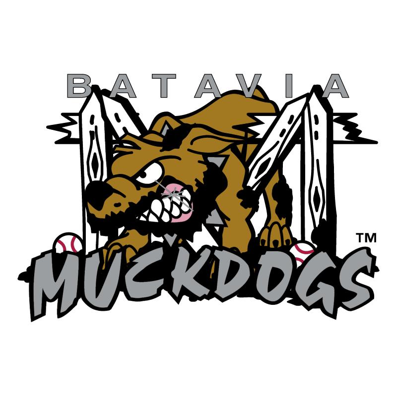 Batavia Muckdogs 58682 vector