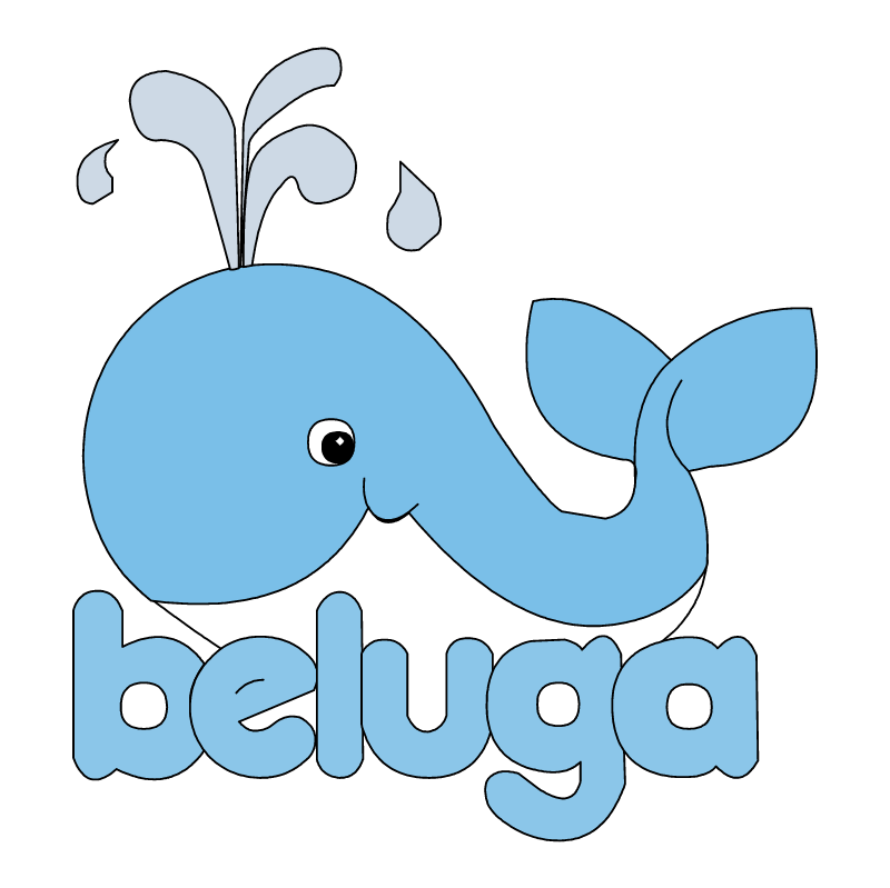 Beluga Speilwaren vector