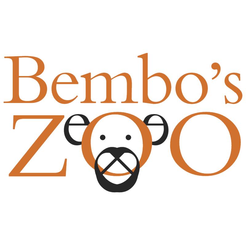 Bembo's Zoo 21167 vector