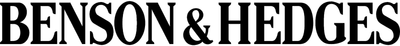 BENSON & HEDGES vector