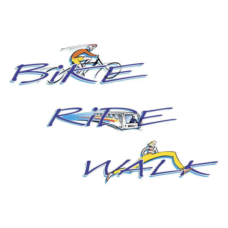 Bike Ride Walk 44330 vector
