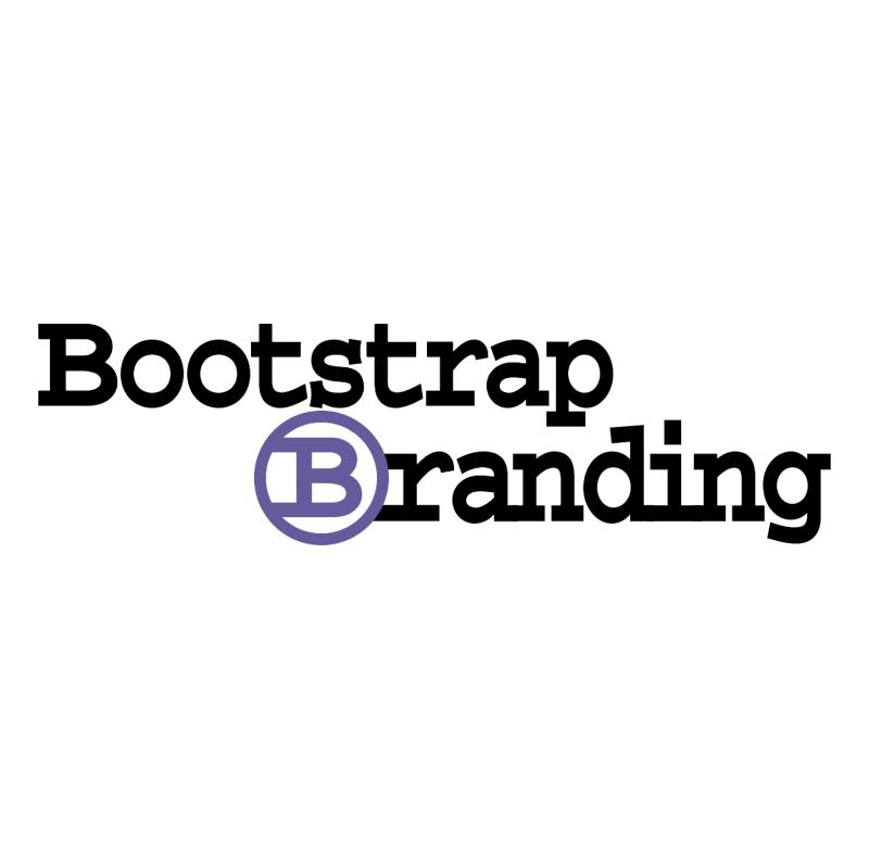 Bootstrap Branding vector logo